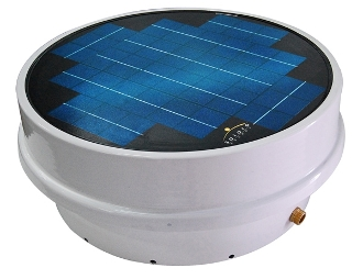 The Roof Sentinel II LP Solar Roof Pump